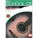 Carr, Joe - School of Bluegrass Guitar