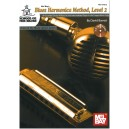 Barrett, David - Blues Harmonica Method, Level 2