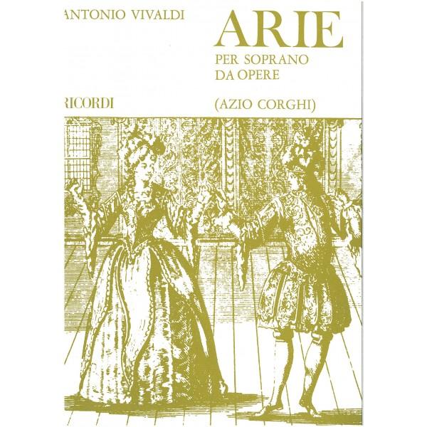 Vivaldi, Antonio - Arie per Soprano da Opere