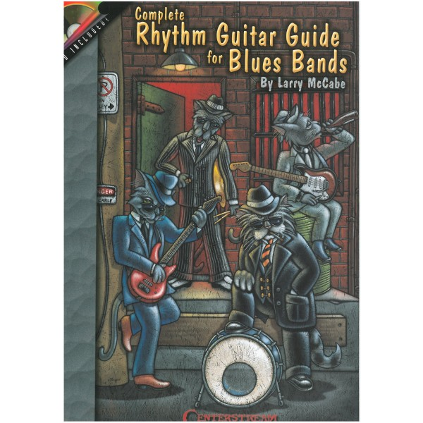 McCabe, Larry- Complete Rhythm Guitar Guide for Blues Bands
