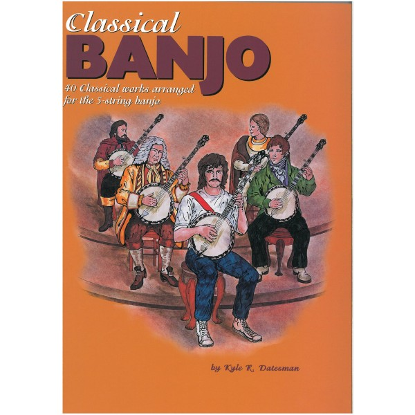 Datesman, Kyle - Classical Banjo