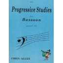 Chris Allen Progressive Studies for Bassoon