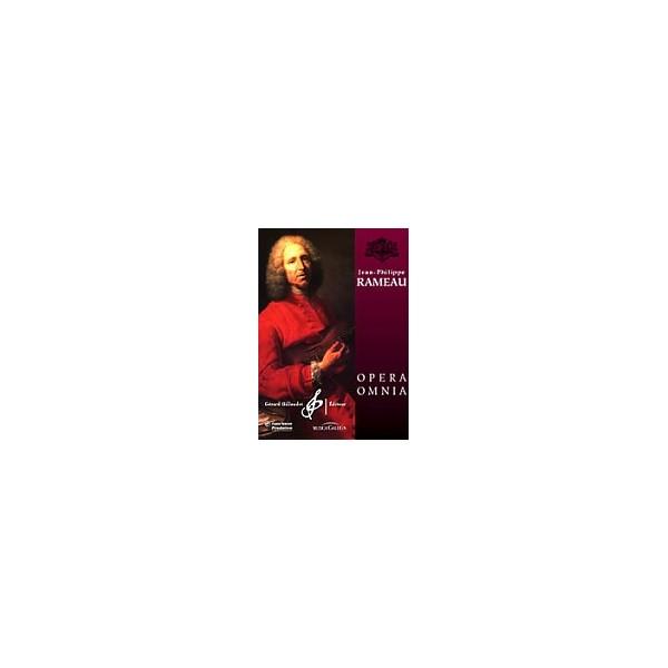 Rameau, J, P - Achante et Céphise (ou La Sympathie)