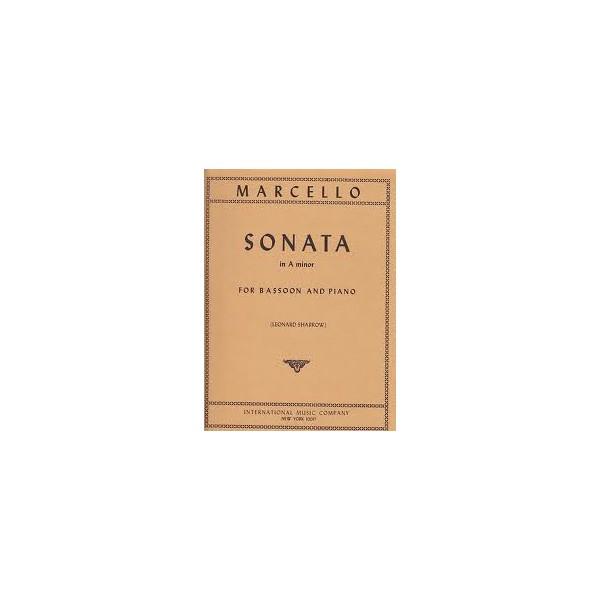 Marcello Sonata in A minor