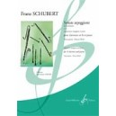 Schubert, Franz - Sonate arpeggione (Clarinette en la)