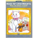 Various - Music For Little Mozarts Music Workbook. Meet the Music Friends