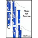 Ridout Caliban and Ariel for solo Bassoon