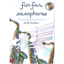 Bakker, Bart - Fun for Saxophones