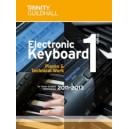 Trinity Guildhall Electronic Keyboard 2011-2013
