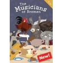 The Musicians Of Bremen  by Niki Davies  Ages: 3-6 years