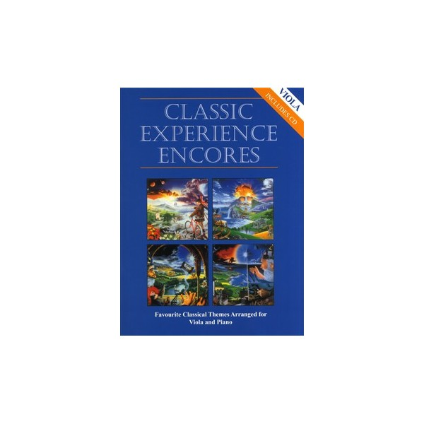 Classic Experience Encores (Viola & Piano)