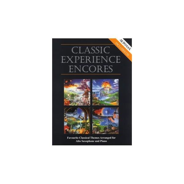 The Classic Experience (Alto Sax & Piano)