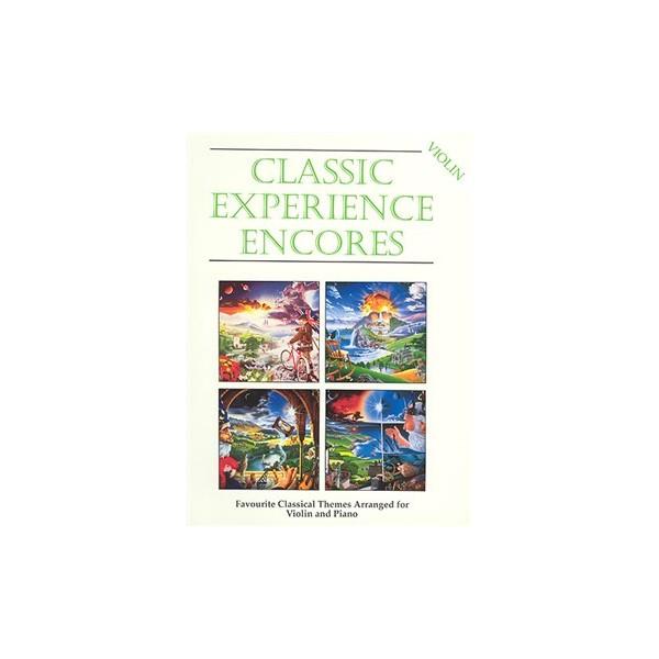 The Classic Experience Encores (Violin & Piano)