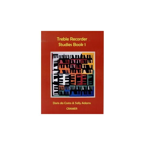 Treble Recorder Studies Book One