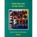 Treble Recorder Studies Book 2