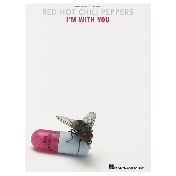 Red Hot Chili Peppers: Im With You (PVG)