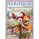 Harlequin Book One (Flute & Piano)