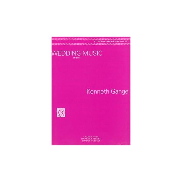 Gange, Kenneth - Wedding Music (Suite)
