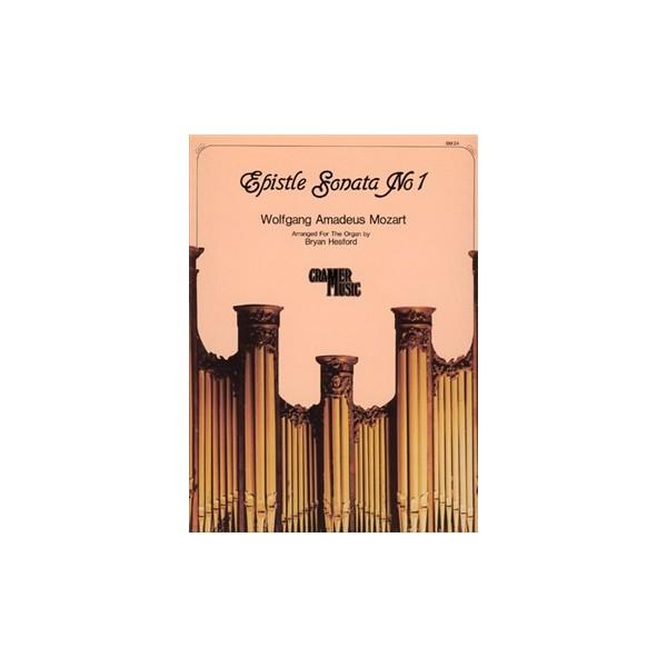 Mozart, W A - Epistle Sonata Nº1 (Organ Solo)