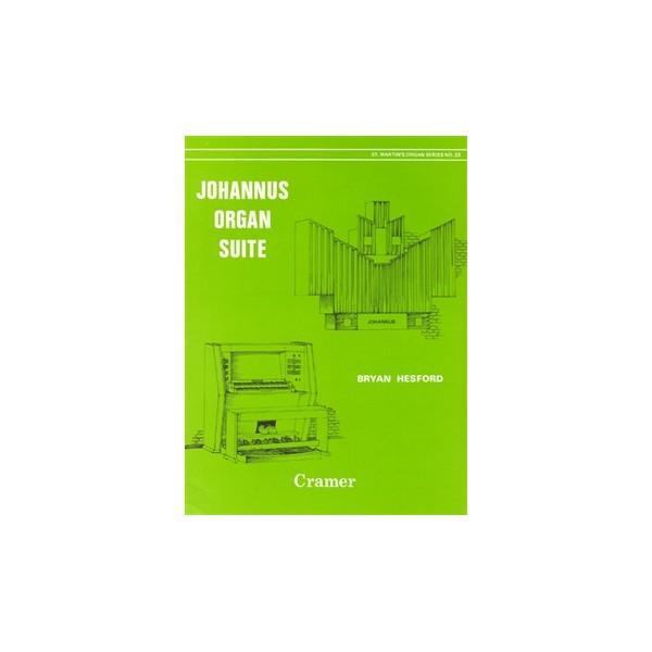 Hesford, Bryan - Johannus Suite (Organ Solo)