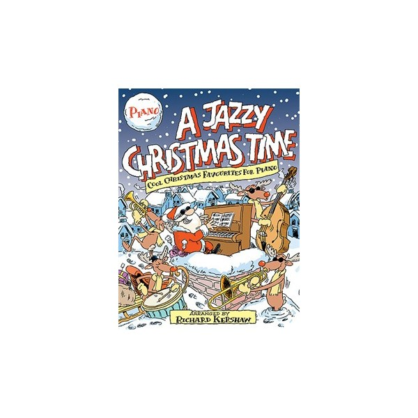 A Jazzy Christmas Time. Book & CD.