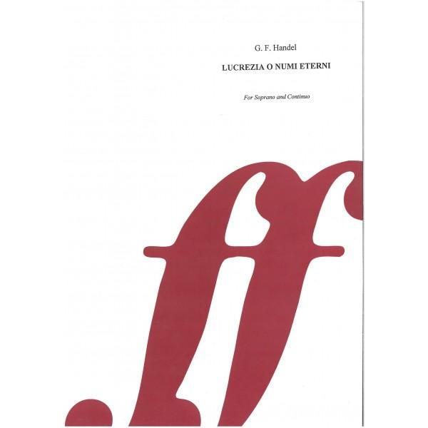 Handel, G F - Lucrezia o Numi Eterna