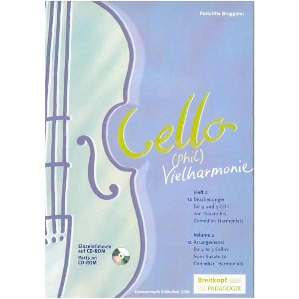 Bruggaier, Roswitha - Cello (Phil) Vielharmonie 2