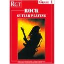 RGT Rock Guitar Playing, Grade 1