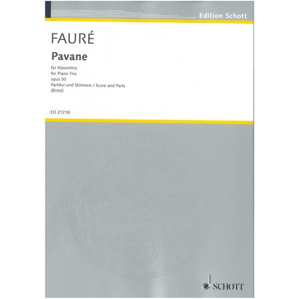 Faure, Gabriel - Pavane, op 50