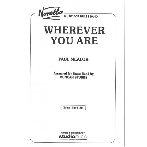 Mealor, Paul - Wherever You Are