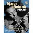 "Aebersold: Django Reinhardt \""Gypsy Jazz\"" Vol 128"