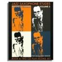 Fishman, Greg - Jazz Saxophone Etudes, Vol. 2