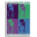 Fishman, Greg - Jazz Saxophone Etudes, Vol. 3