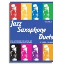 Fishman, Greg - Jazz Saxophone Duets Vol. 2