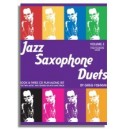 Fishman, Greg - Jazz Saxophone Duets, Vol. 3