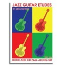 Fishman, Greg - Jazz Guitar Etudes
