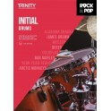 Trinity Rock & Pop Drums Initial Grade From 2018