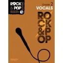 Trinity Rock & Pop Vocals Grade Two