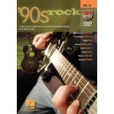 Guitar Play-Along DVD Volume 10: 90s Rock