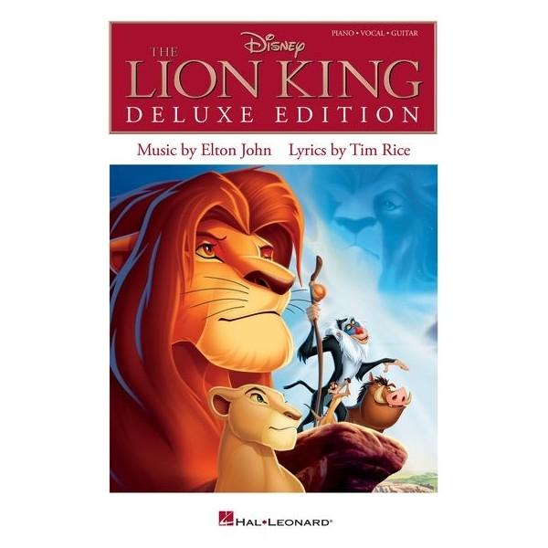 Elton John/Tim Rice: The Lion King - Deluxe Edition