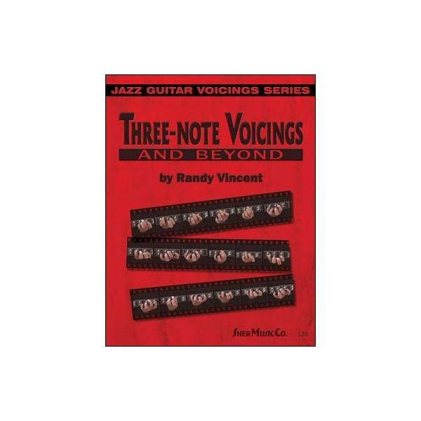 Vincent, Randy - Three-note Voicings and Beyond