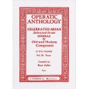 Operatic Anthology Volume III: Tenor