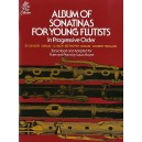 Album Of Sonatinas For Young Flutists - 0