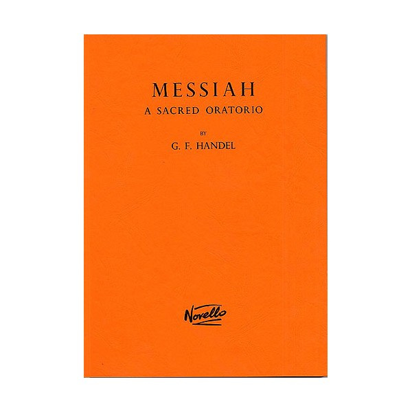 G.F. Handel: Messiah - Full Score (Edited By Watkins Shaw) - Handel, George Frideric (Composer)