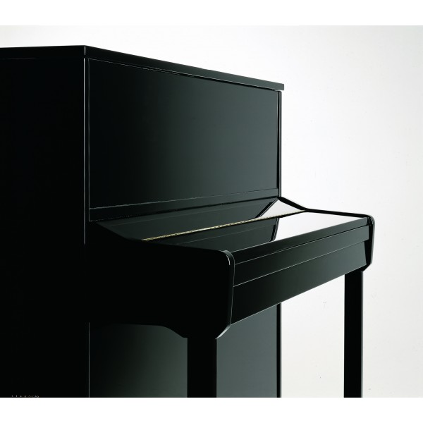 Schimmel C116T Black Polished Upright Piano