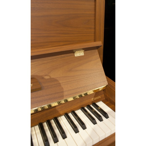 Schimmel C116T Walnut Satin Upright Piano