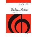 Pergolesi, Giovanni - Stabat Mater (Vocal Score) - Ratcliffe, Desmond (Arranger)