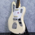 Fender Johnny Marr Jaguar  - Olympic White