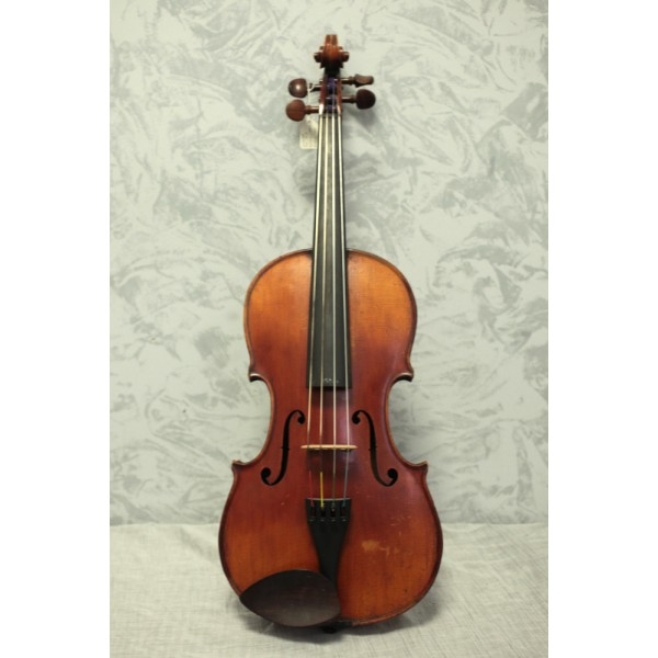 "Unlabelled German 15 1/2"" Viola (Second Hand)"