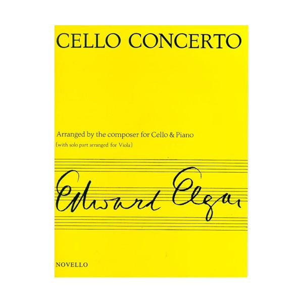 Edward Elgar: Concerto For Cello Op.85 - Elgar, Edward (Artist)